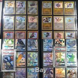 Pokemon Hidden Fates Complete Master Set with Shiny Vault PSA Cards/Promos
