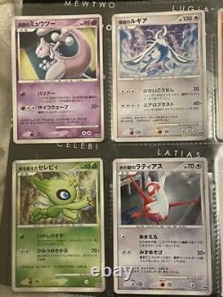 Pokemon Movie 10th anniversary Premium Card Collection Complete set DP Japanese