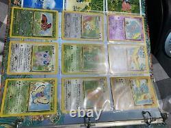 Pokemon Southern Islands Complete English Set 18/18 Cards & Original Binder RARE