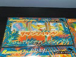 Pokemon Southern Islands complete set 18 cards Mew Togepi Bulbasaur sealed