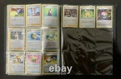 Pokemon TCG SWORD and SHIELD Complete Master REVERSE HOLO set 165 Cards Mint