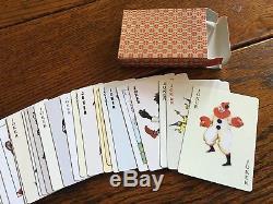 RARE Brand New Batman The Dark Knight Complete Set of Joker Calling Cards