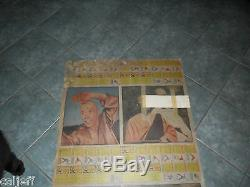 Rare Proof 1973 Topps Kung Fu Uncut Sheet 132 (2) Complete Sets Card Backs Only