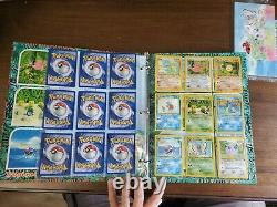 Southern Islands Complete Card Set, Binder & Sealed Postcards Pokemon WOTC