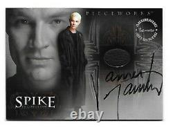 Spike the Complete Story Autograph Card, Costume, Insert Sets Choose from list