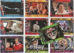 Star Trek Complete Movies 2007 Various Insert Card Sets Choose