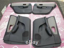 Subaru Impreza WRX STi GC8 1998 Door cards complete set
