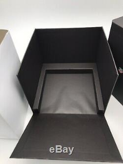 Tag Heuer Complet Set Inner, outer And Card Watch Box