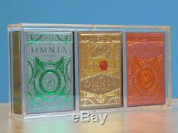 Thirdway Industries Complete Cards Set (incl. Omnia Suprema / Sins / Odissea ++)