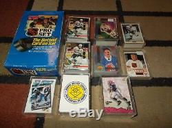 Vintage Hockey Memorabilia And Sports Card Collection66 Autoscomplete Sets