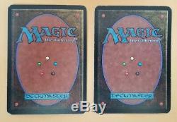 Vintage Magic MTG Alpha COMPLETE BASIC LAND SET 10x Cards, OLD SCHOOL