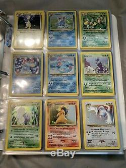 WOTC Pokemon Card Collection Complete Sets Shining Charizard Read Description