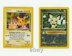WOTC Pokémon TCG Black Star Promo Set COMPLETE 53/53 Plus 16x Sealed Cards NM/M